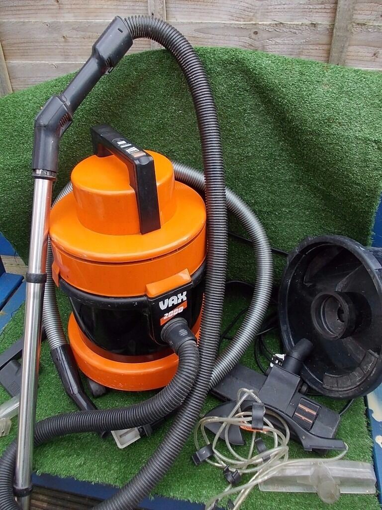 Vax 2000 3 In 1 Wet Amp Dry Cylinder Vacuum Cleaner In