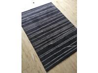 IKEA Black Rug