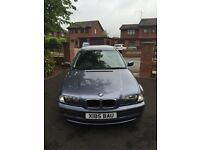 Bmw 318i spares or repair