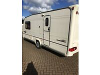 Bailey pageant series 5 2006 with awning and motormover
