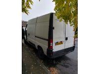 Van for sale long wheel bace lwb big van 11 months mot start drive good cheap van hdi diesel van