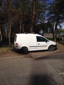 1.9tdi bluemotion caddy van for sale