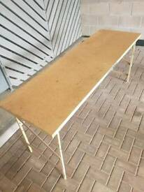 Foldable Pasting Table Carboot Sale Work Station