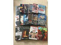 Job lot of DVDs QUICK SALE