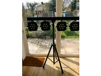 Stairville Stage Tri LED par bar - spares or repair