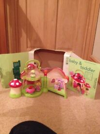 Early Learning Centre Fairyland Toadstool Cottage Children's interactive playhouse with sounds.