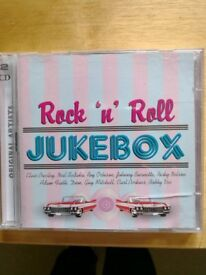 Rock 'N' Roll Greatest hits Double CDs. 50p