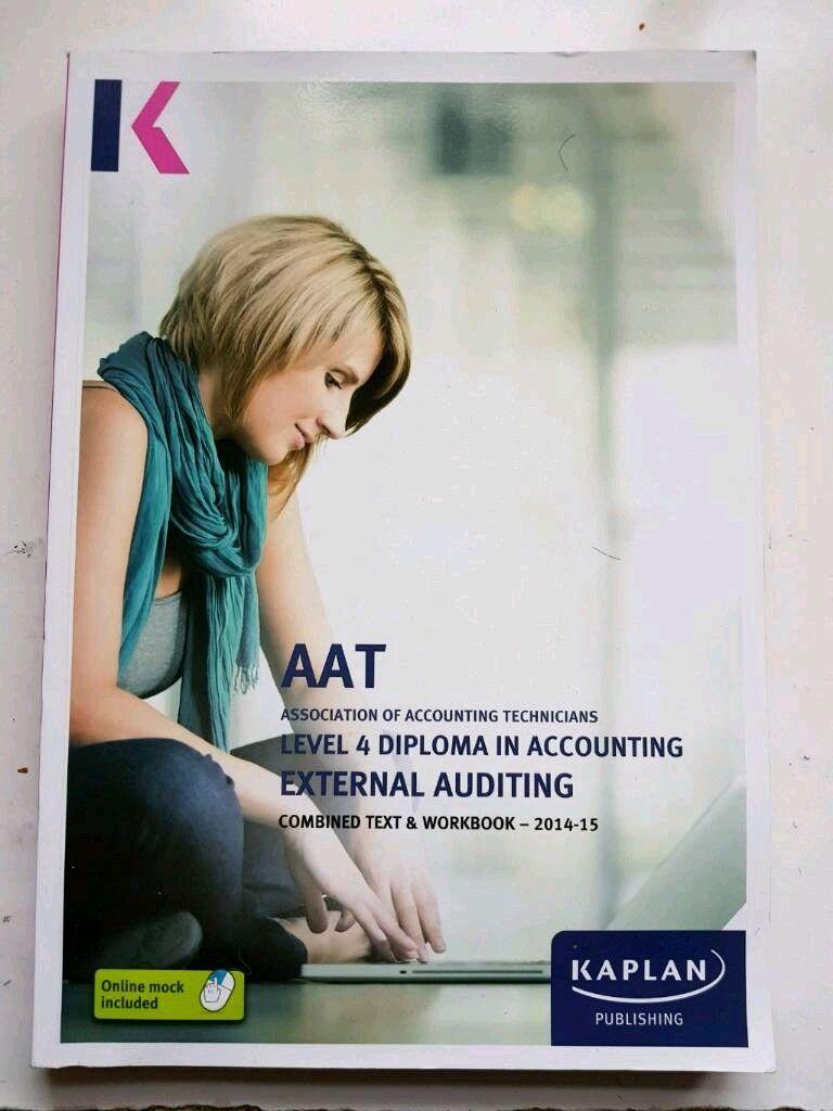 Kaplan Aat Level 4 External Auditing In Southall