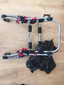 Halfords 3 Cycle Carrier Bike Rack
