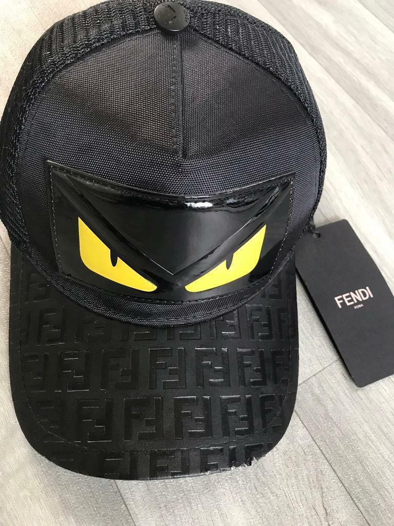 b620cd6bd068 FENDI cap.