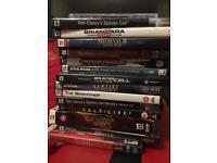 Job lot of course 15 original PC games