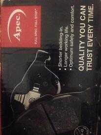 Toyota starlet break pad £8