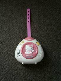 Hello kitty musical projector