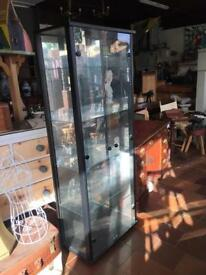 Shop retail glass cabinet