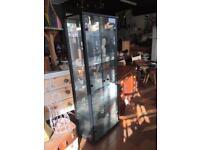 Shop retail glass cabinet