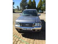 Ford Ranger xlt thunder double cab