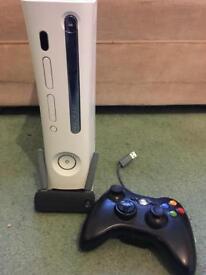 Xbox 360 console - white