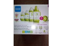 mam anti colic bottles