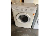 BEKO 5KG WASHING MACHINE IN GOOD CONDITION A + A CLASS 1200RPM FULL WORKING