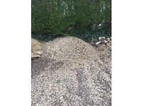 Driveway shingle/gravel