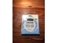 Hoya NX-10 Slim Circular Polariser Filter
