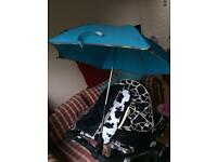 Buggy umbrella