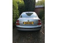 Volkswagen Passat automatic 2.0 silver 1 owner from new service history full mot parking sens