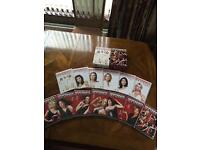 DVDs - Desperate Housewives - Boxed Sets Of Series 1 & 2 (47 Episodes)