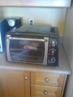 BRAVETTI 4 IN 1 COUNTER TOP oven