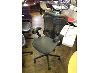 Herman Miller Mirra chair **Quality office desk swivel chairs**
