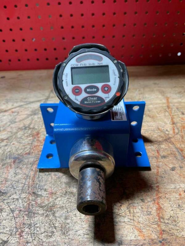 Jetco TED-250FS-P Torque Tester 25-250 ft.lb