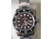 Rolex watch submariner brand new
