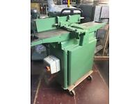 "MULTICO 9"" OVERHAND PLANER 3 Phase"