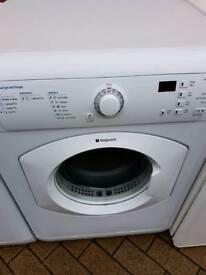 Digital screen Hotpoint 6 kg vented dryer nice n clean free delivery