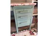 Vintage Painted Desk