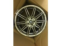 BMW m-sport alloy wheels.