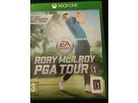 Rory mcilroy Xbox one
