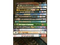14 Comedy DVDs