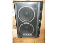 Barefaced Super 12 T 2x12 tweeter Bass guitar speaker cabinet cab S12T 12T light neo lightweight
