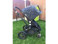 Bugaboo Cameleon (red) limited edition & accessories