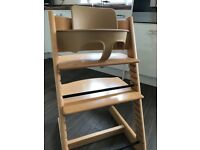 Stokke highchair