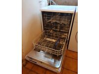 Large Beko Dishwasher White