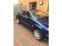 Peugeot 206 cc convertible SOLD !!!!!