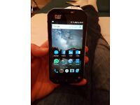 Cat S60 mobile 1 week old - Beautiful condition