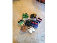 For Sale - 8 pairs of Clarks / Next toddler shoes