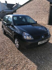 Renault clio campus 1.2 2007 excellent first car £1100 ovno