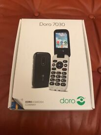 Doro 7030 Mobile Phone