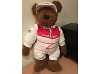Audi Sport Teddy Bear