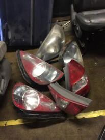 Honda jazz lights