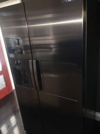 Samsung American fridge freezer ... for quick sale, very good condition